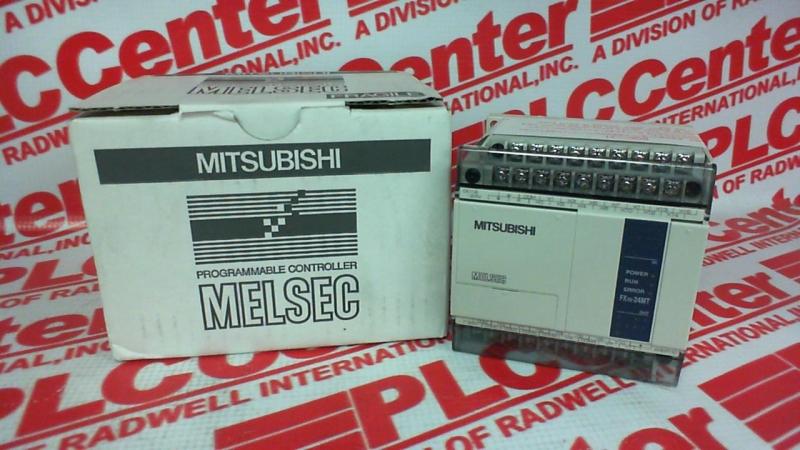 MITSUBISHI FX1N-24MT-D 1