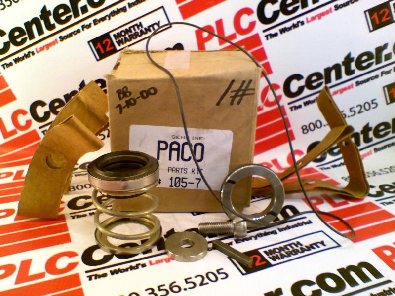 K105-7 by PACO PUMPS - Buy or Repair at Radwell - Radwell com