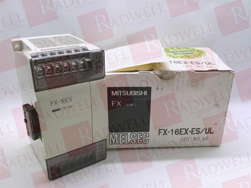 MITSUBISHI FX-16EX-ES/UL 1