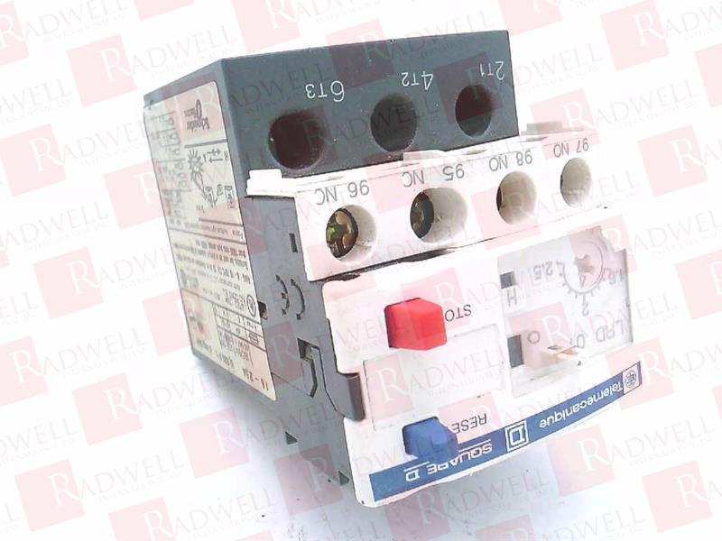 SCHNEIDER ELECTRIC LRD07 2