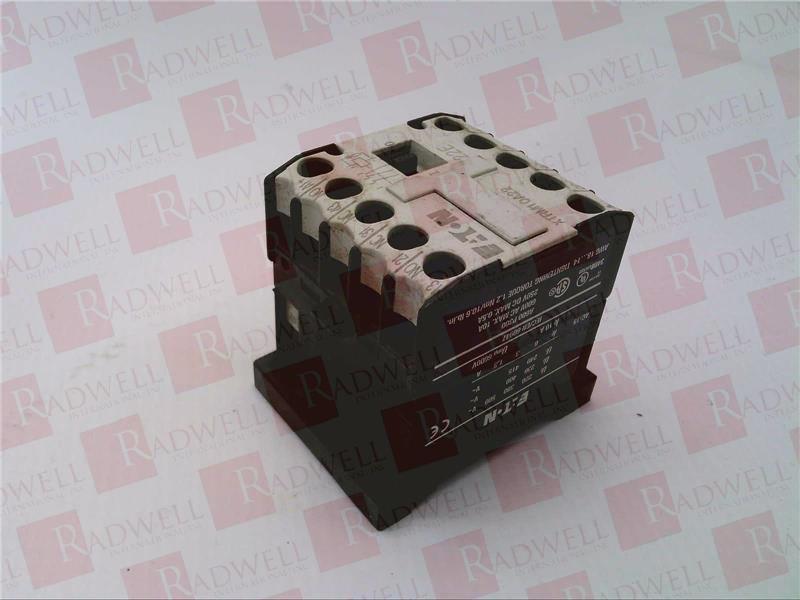 CUTLER HAMMER XTRM10A22A RELAY NEW IN BOX