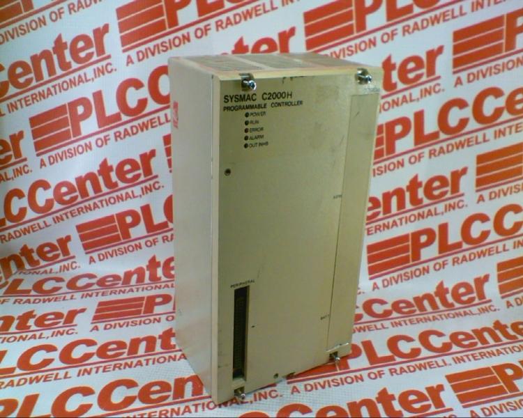 OMRON C2000H-CPU01-E2V1 1