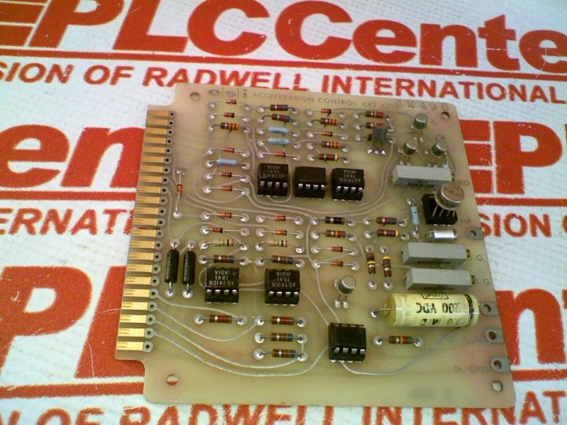 ELECTRO SCIENTIFIC INDUSTRIES 42496