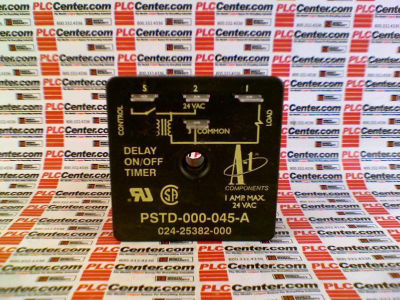 A-1 COMP CORPORATION PSTD-000-045-A