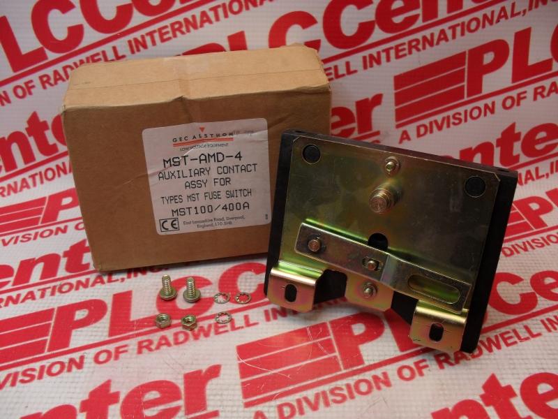 GEC MST-AMD-4