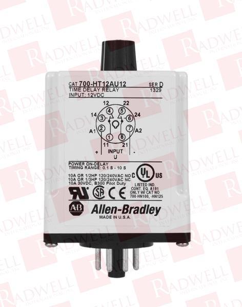 ALLEN BRADLEY 700-HT22BZ12 0