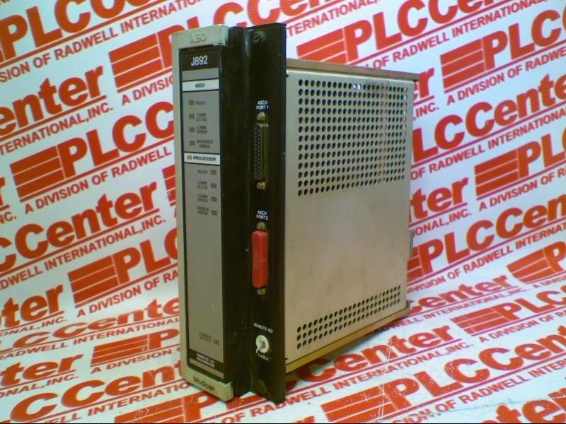 MODICON AS-J892-001
