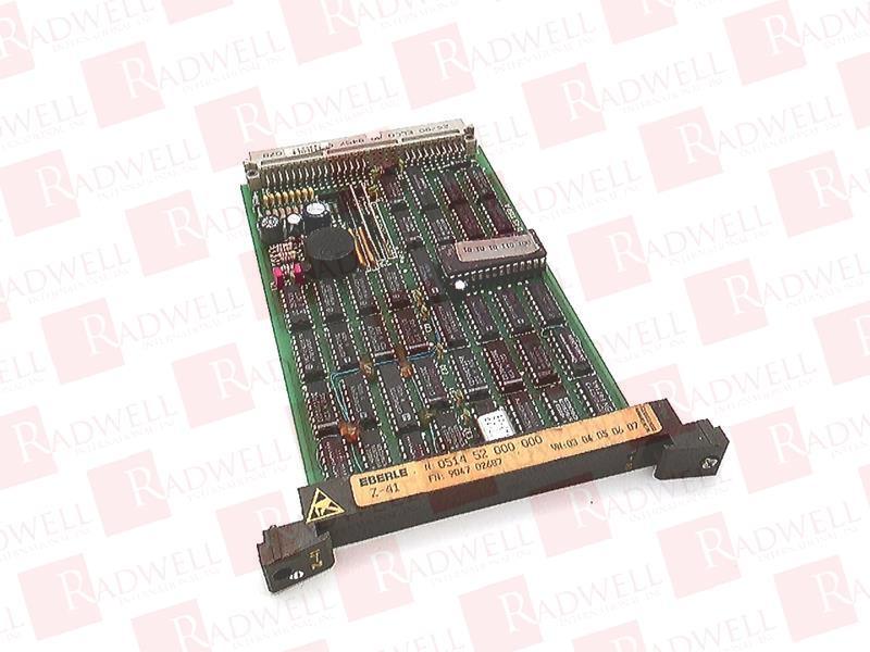 SCHNEIDER ELECTRIC 0514-52-000-000