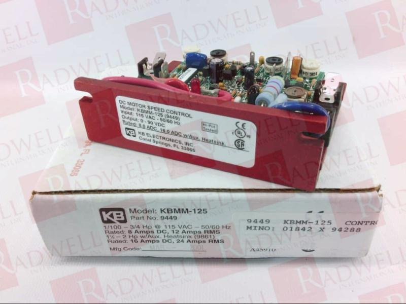KB ELECTRONICS KBMM-125