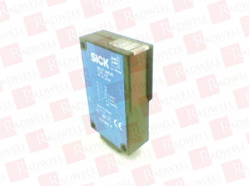 SICK OPTIC ELECTRONIC WL27-2R630 2