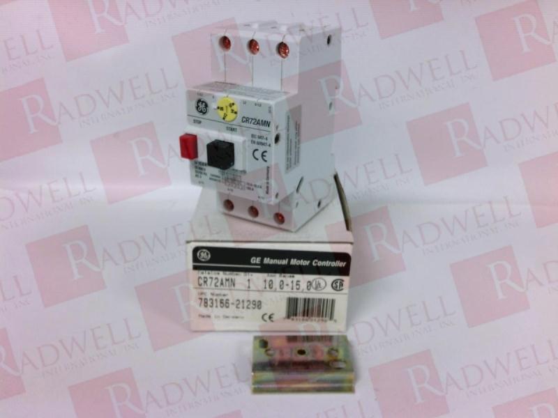 GENERAL ELECTRIC CR72AMN