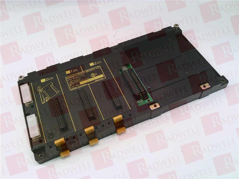 OMRON C200H-BC031-V2