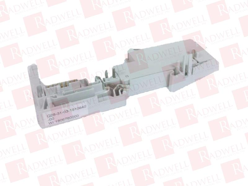 Used Turck BL20-2AO-U -10//0...+10VDC 6827033 Electronic Module 2 Analog Outputs