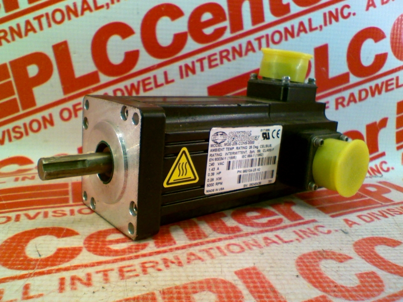 NIDEC CORP MGE-205-CONS-0000