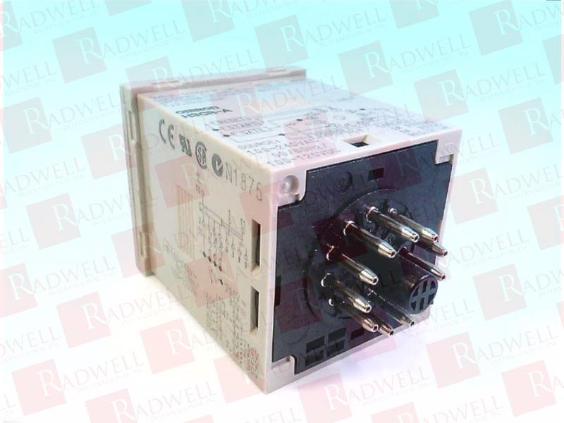 OMRON H3CR-A-AC100-240