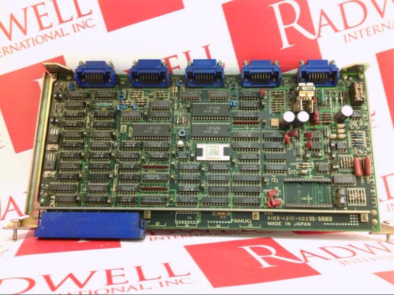 FANUC A16B-1210-0220-07B 2