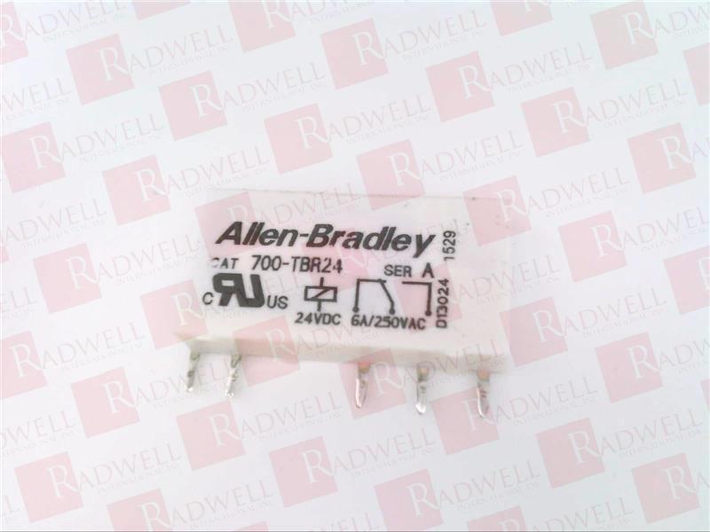 ALLEN BRADLEY 700-TBR24 0