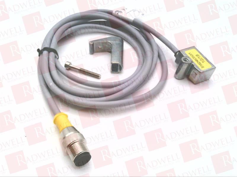 TURCK ELEKTRONIK BIM-IKE-AN6X-2M-RS4T W/KLI-3 0