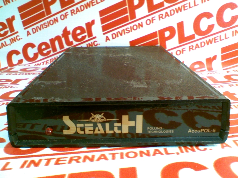 STEALTH COMMUNICATIONS ACCUPOL-5
