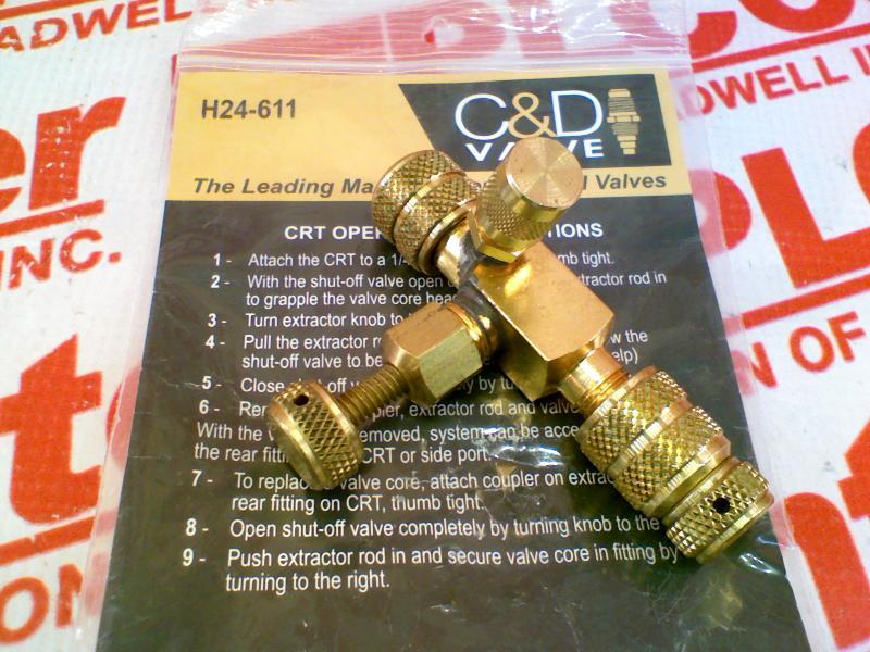 C&D TECHNOLOGIES H24-611
