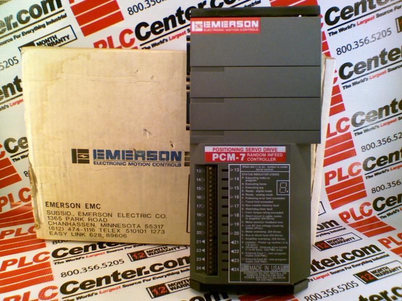 NIDEC CORP PCM-7