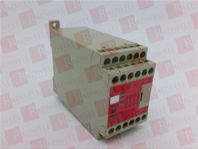 OMRON G9SA-TH301 AC/DC24