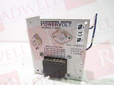 POWER VOLT BVA-24BS2.4