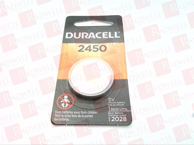 DURACELL DL2450