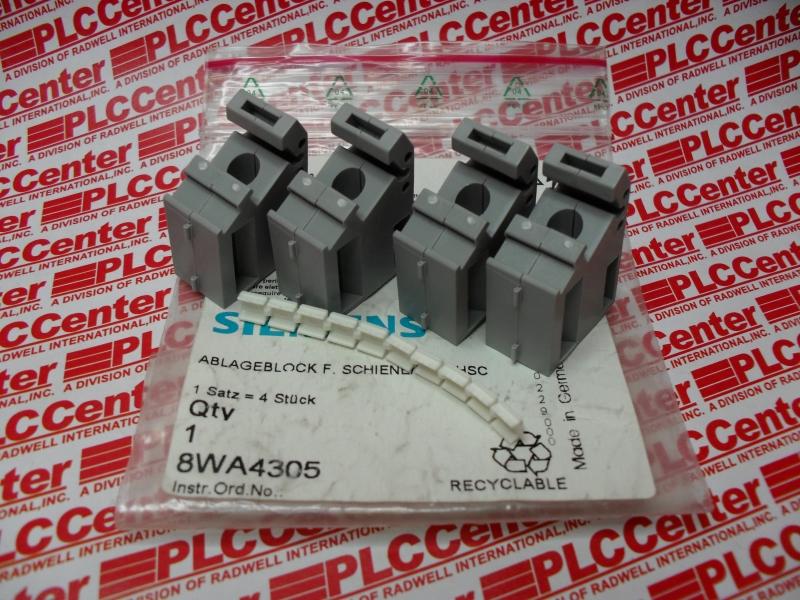SIEMENS 8WA-4305