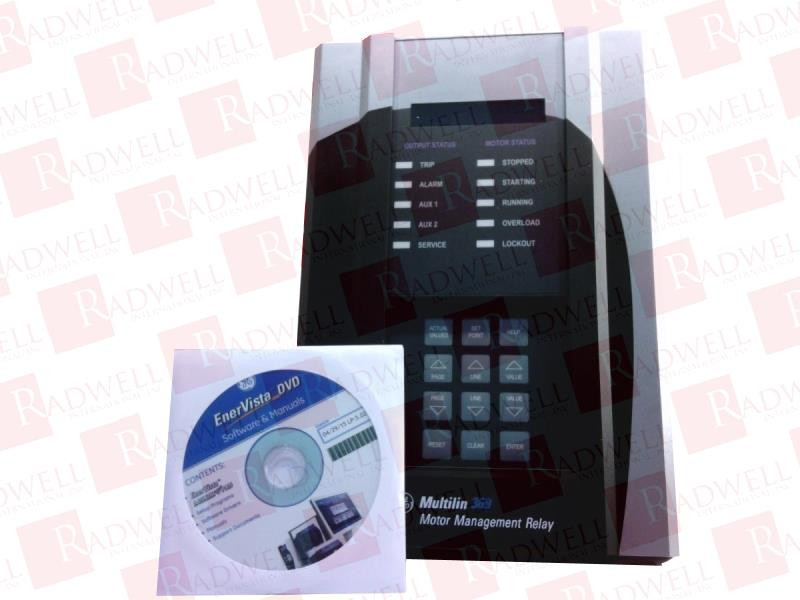 369 hi r 0 0 0 0 e by general electric buy or repair at radwell rh radwell com ge multilin 369 user manual GE Multilin SR750 Manual