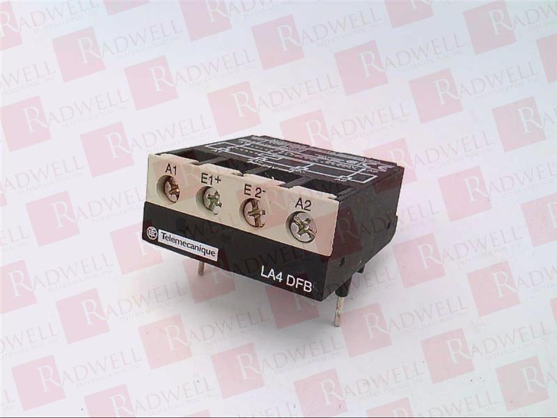 SCHNEIDER ELECTRIC LA4DFB 0