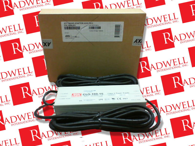 AXIS COMMUNICATIONS 5000-021