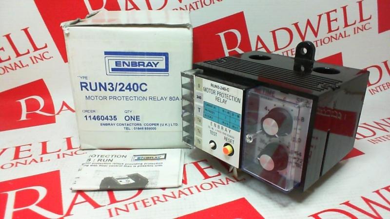 ENBRAY RUN3/240-C