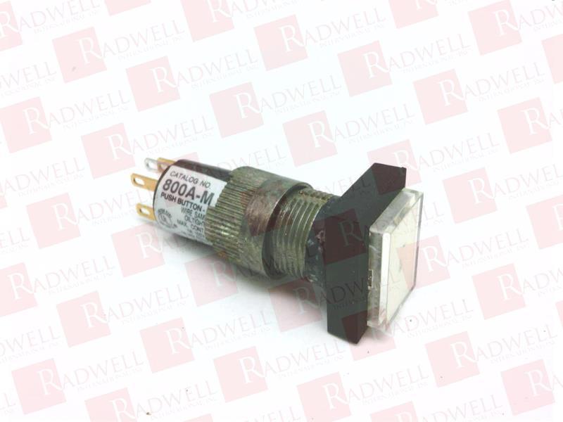 800A-M2C by ALLEN BRADLEY - Buy or Repair at Radwell