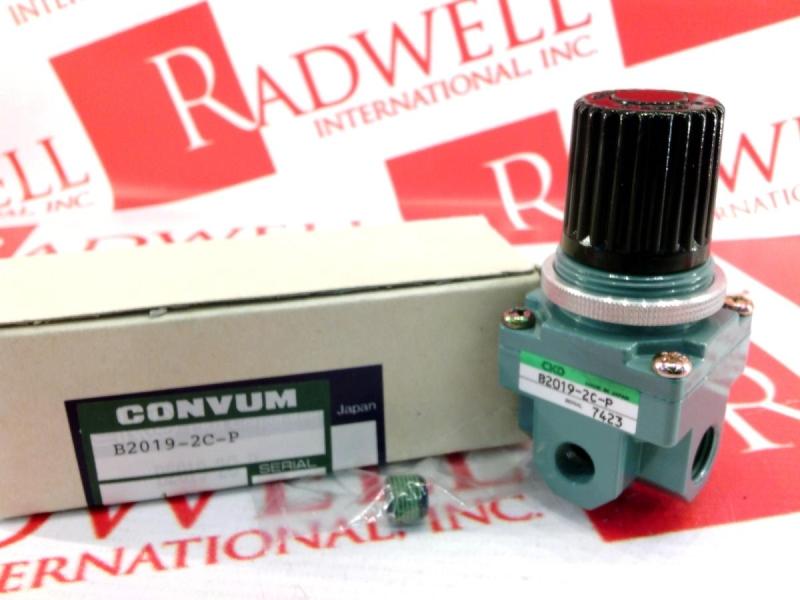 CONVUM B2019-2C-P