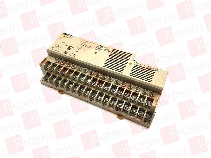 OMRON G72C-OD16-1-DC24