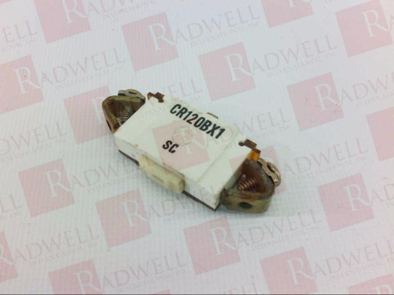 GENERAL ELECTRIC CR120BX1-EACH