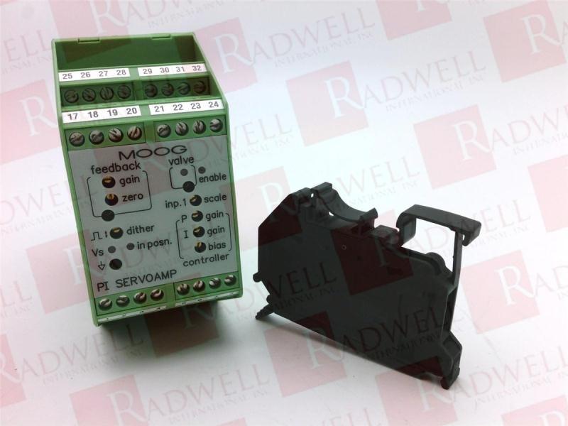 G122829A001 by MOOG - Buy or Repair at Radwell - Radwell com