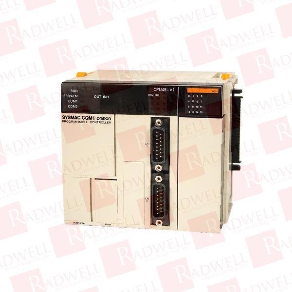 OMRON CQM1-CPU45-EV1