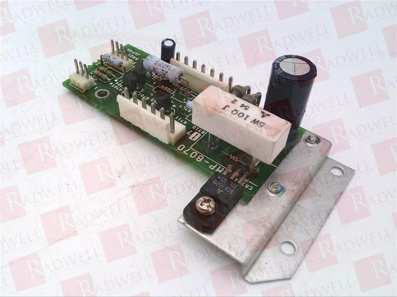 FURUNO ELECTRIC MP-8070 1