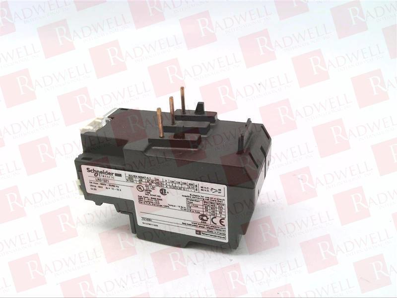 SCHNEIDER ELECTRIC LRD-1521 0