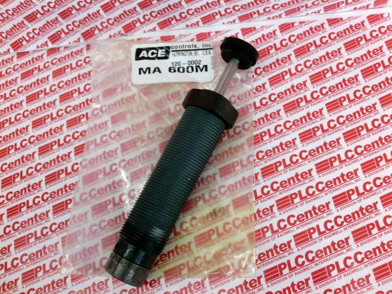 ACE CONTROLS MA600M