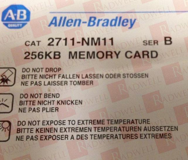 ALLEN BRADLEY 2711-NM11 0