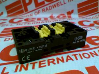 PEPPERL & FUCHS U-G1F