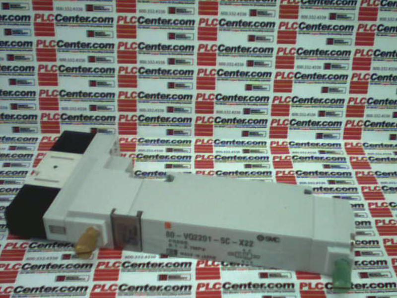 SMC 80-VQ2201-5C-X22