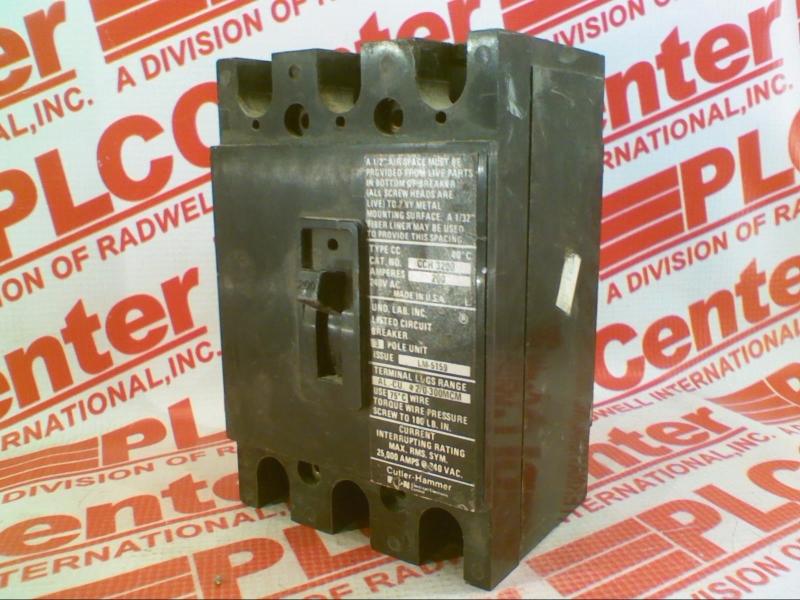 EATON CORPORATION CCH3200