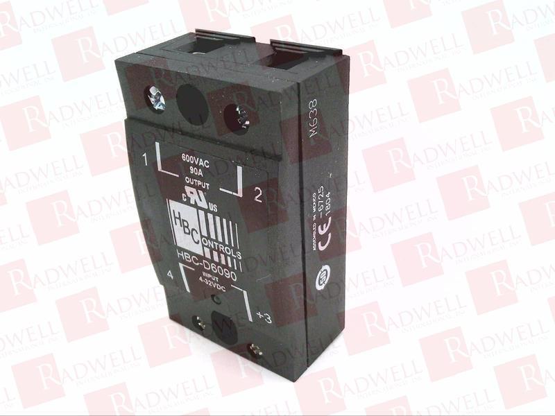 HBCONTROLS HBC-D6090 1