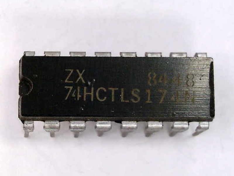 ZYTRONICS INC 74HCTLS174N