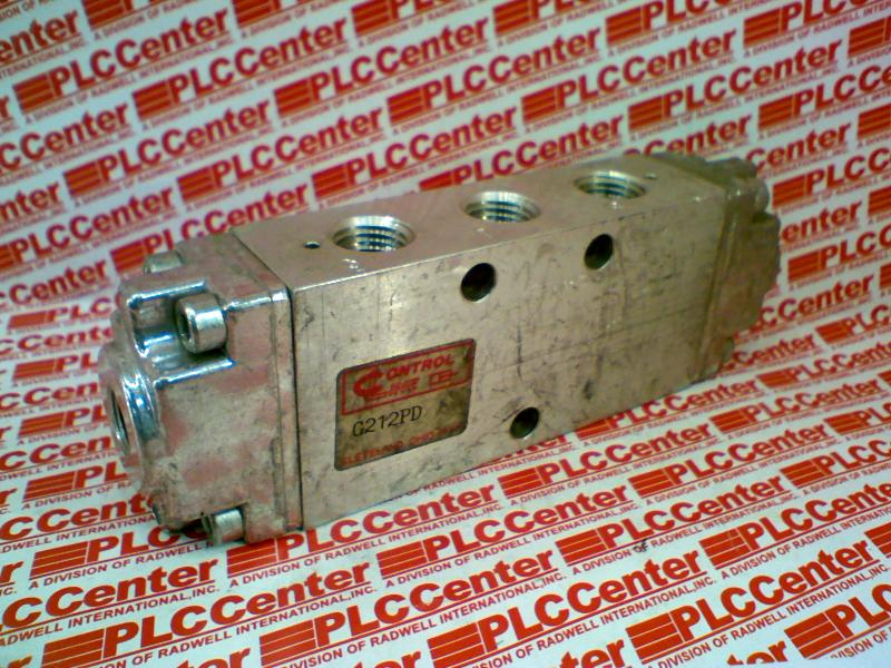 CONTROL LINE EQUIP G212PD