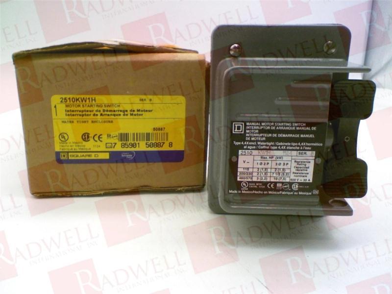 SCHNEIDER ELECTRIC 2510KW1H